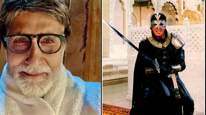 Amitabh Bachchan, Ajooba