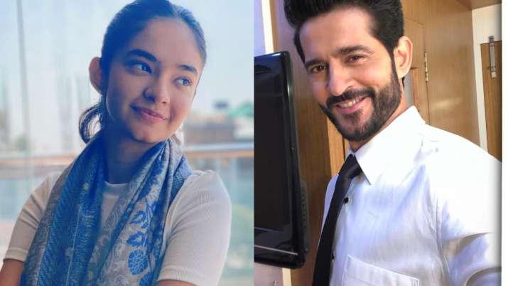 Hiten Tejwani, Anushka Sen to star in web-show 'Swaanng'