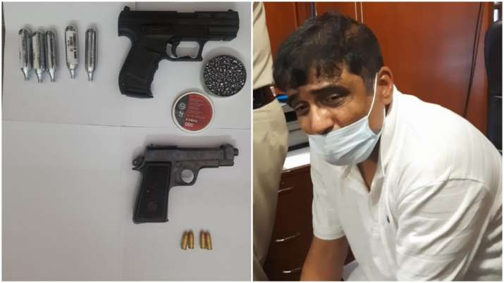 Delhi cops recover 16 lakh cash, several weapons from criminal
