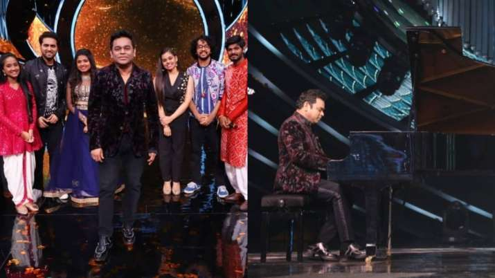 Indian Idol 12: AR Rahman signs Taal Music Cassette for contestant Ashish
