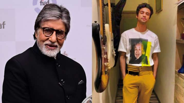 Amitabh Bachchan praises Irrfan Khan's son Babil's Bollywood debut, Qala