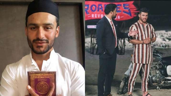 Roadies Revolution's Saqib Khan quits showbiz and follows religious path, 'God has better plans'