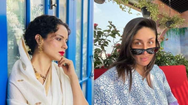 Kareena Kapoor, Kangana Ranaut give sneak peek into their beautiful homes; see pics