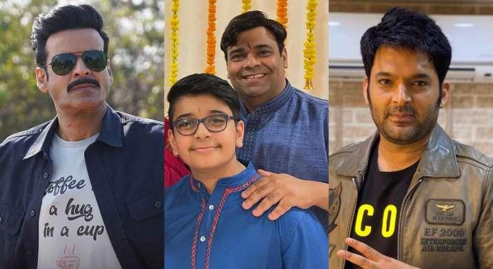 Kapil Sharma, Manoj Bajpayee laud Kiku Sharda's son as he releases new rap song