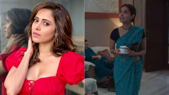 Nushrratt Bharuccha on how househelp prepared her for Ajeeb Daastaans |  Celebrities News – India TV