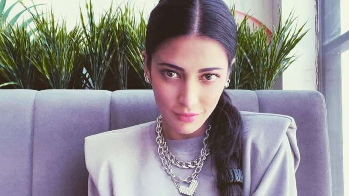 Shruti Haasan on working in Covid times: I get tested very often