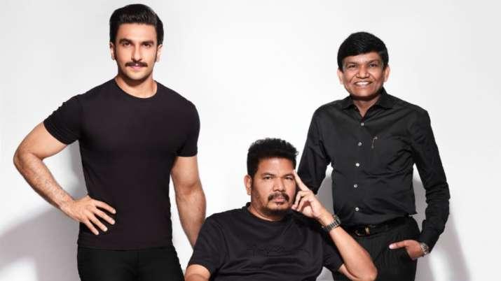 Filmmaker Shankar, Anniyan