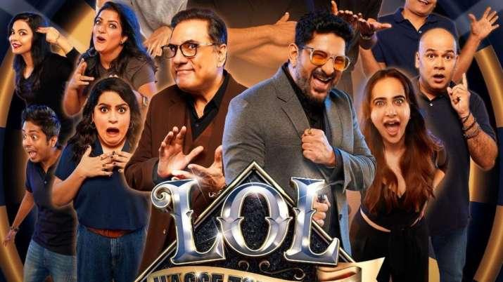 Arshad Warsi, Boman Irani to host Amazon Prime Video comedy show 'Lol- Hasse Toh Phasse