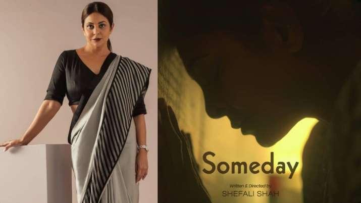 Shefali Shah, Someday, 51st USA Film Festival
