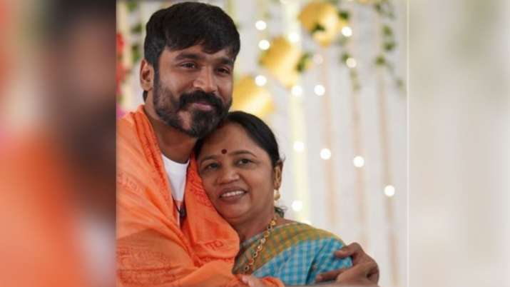 Dhanush pens heartfelt note on mother's birthday, says 'working on myself to be better son'
