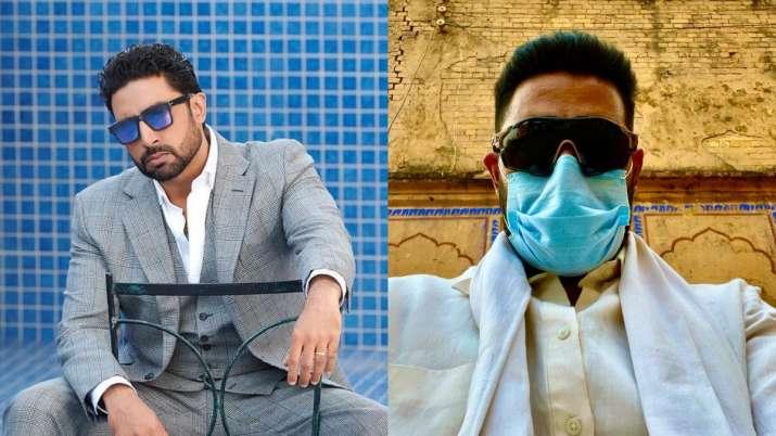 Abhishek Bachchan responde al usuario de Twitter diciéndole que 'haga más que enviar abrazos virtuales'