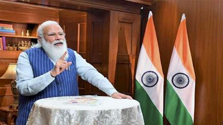 PM Modi urges everyone to observe Tika Utsav and vaccinate