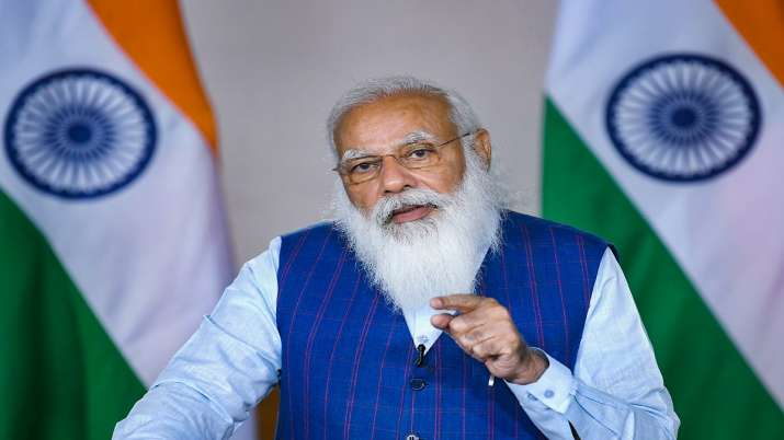 PM Modi interacts with Governors over Covid situation.