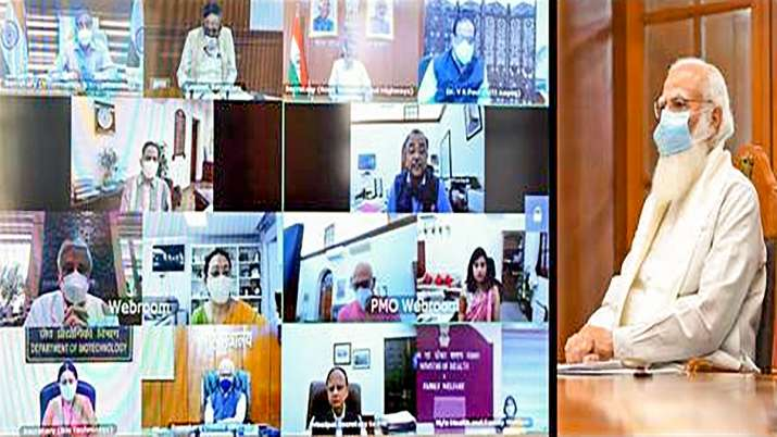PM Modi, council of ministers meeting, Narendra Modi, pandemic