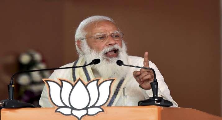 PM Modi Kerala konni rally today LDF, UDF, BJP news updates | Elections  News – India TV