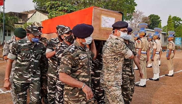 Chhattisgarh naxal attack inside story, Chhattisgarh naxal attack maoist attack, hidma chhattisgarh