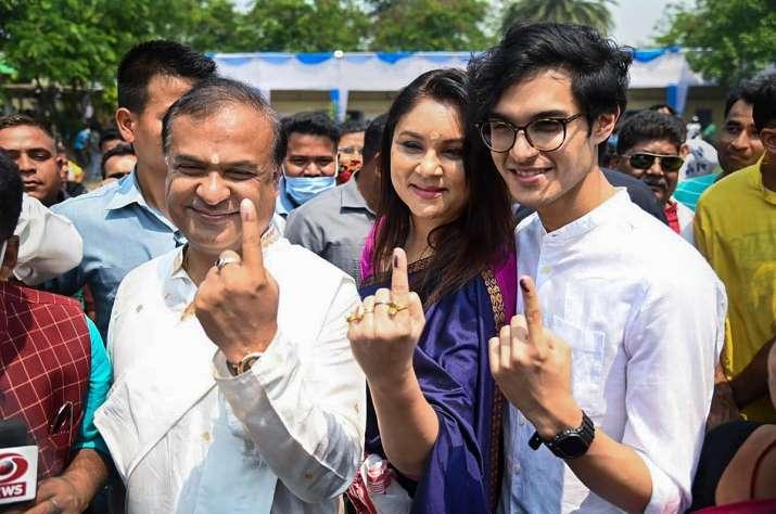 India Tv - Assam polls 2021