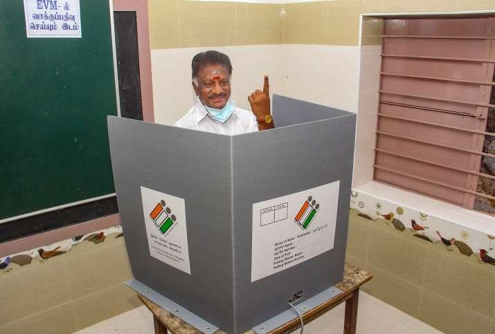 India Tv - tamil nadu polls 2021