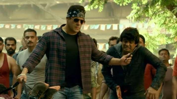 Salman Khan's Radhe: Your Most Wanted Bhai trailer breaks record