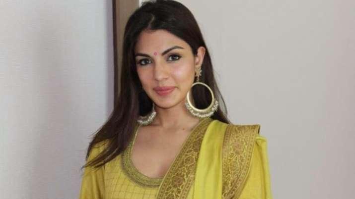 Rhea Chakraborty, Covid-19