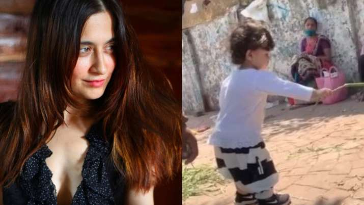 Sanjeeda Sheikh shares FIRST glimpse of daughter Ayra on Instagram