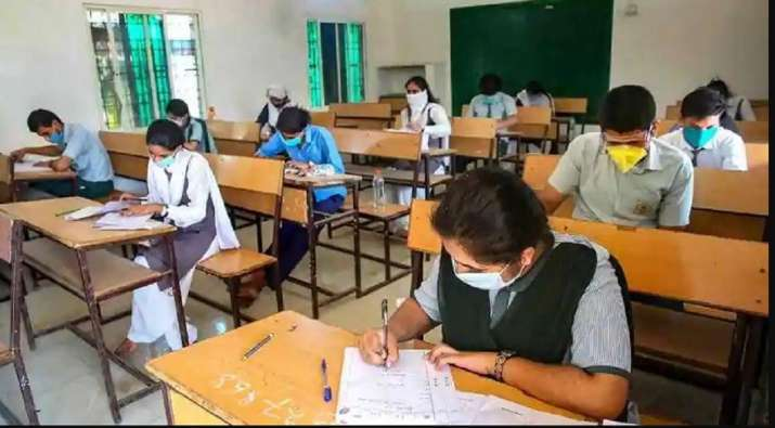 UP board exams were postponed to May 8