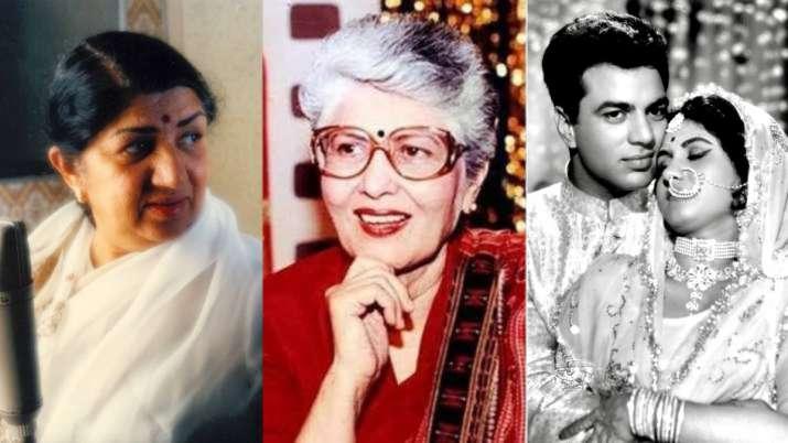 Lata Mangeshkar, Dharmendra & other Bollywood celebs mourn veteran actress Shashikala's demise