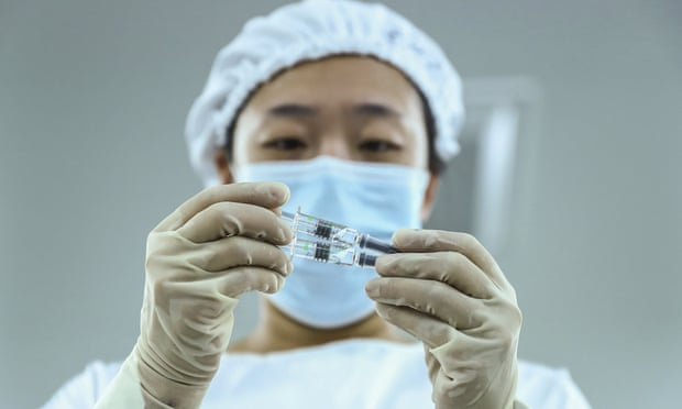 China approves new Covid vaccine for clinical trials