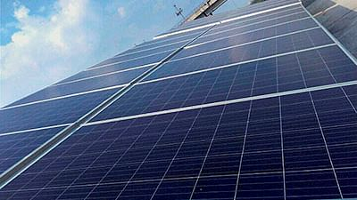India's biggest floating solar power plant coming up in Telangana