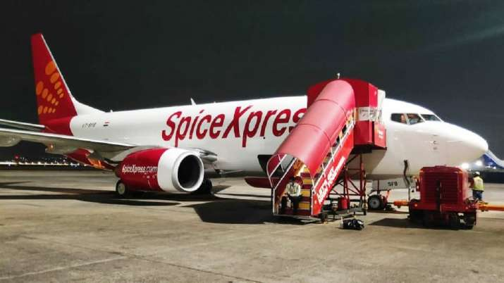 SpiceXpress airlifts 800 oxygen concentrators from Hong