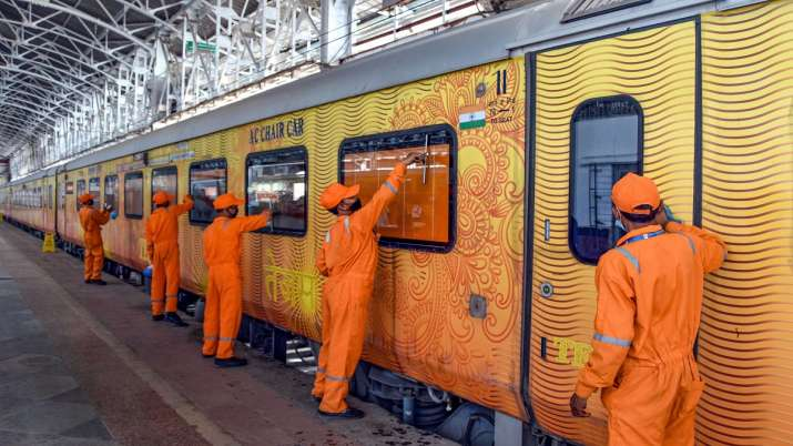 Ahmedabad-Mumbai Tejas Express train services will remain