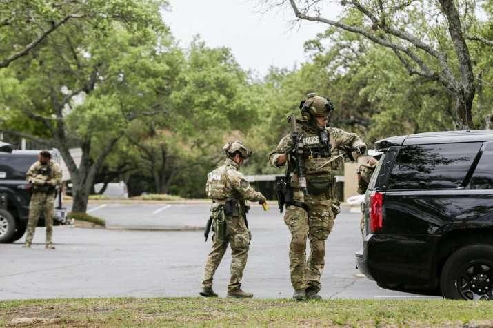 Texas shooting