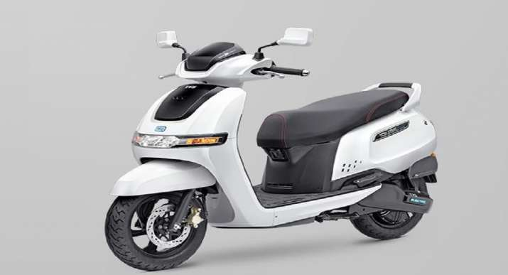 TVS iQube, TVS iQube price, TVS iQube design specifications, best EV scooters in india