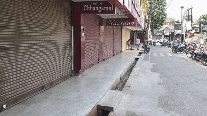 UP lockdown update, UP lockdown news, Uttar Pradesh lockdown: