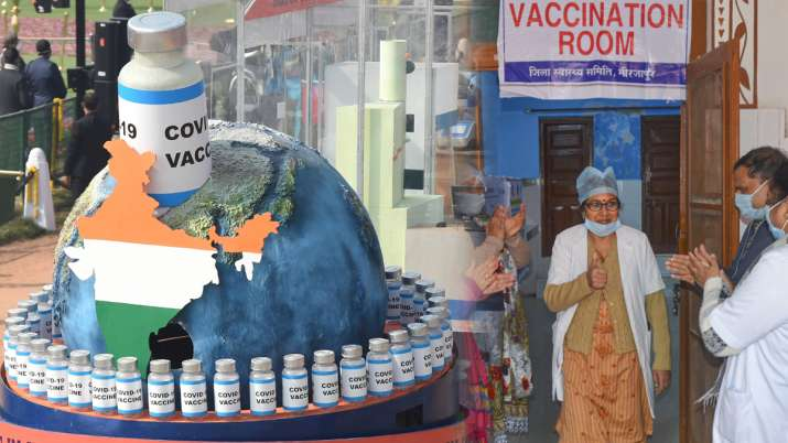 covid vaccination third phase