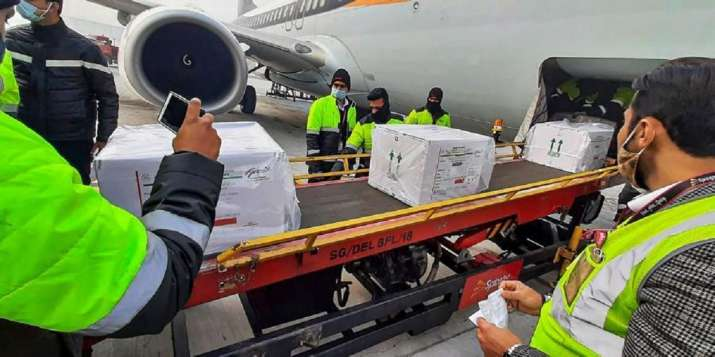 WHO and UNICEF are procuring equipment and supplies,