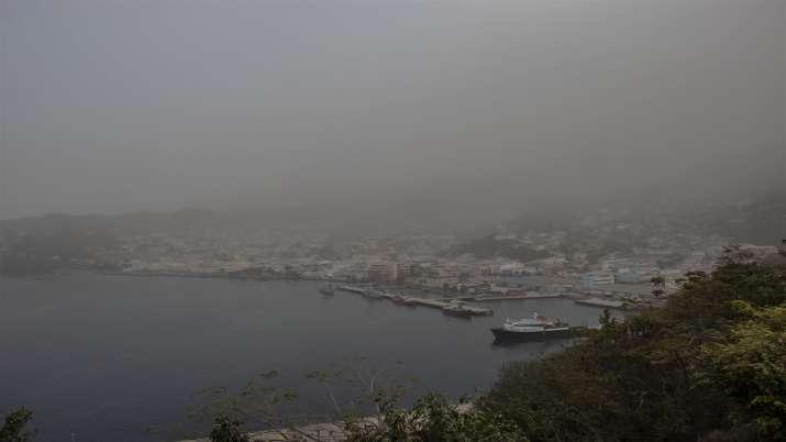 Kingstown, Saint Vincent, volcanic eruptions, Caribbean island, volcano, Scientists, explosions, vol
