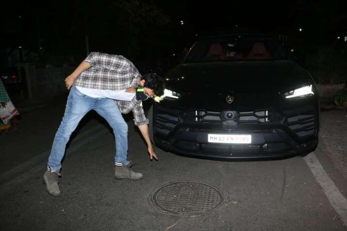 India Tv - Kartik Aaryan,  Lamborghini Urus