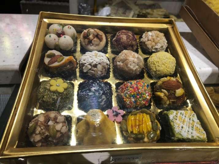 India Tv - Gur Rasgulla to dahi ke sholey: Savour the divine taste of Sattvic food