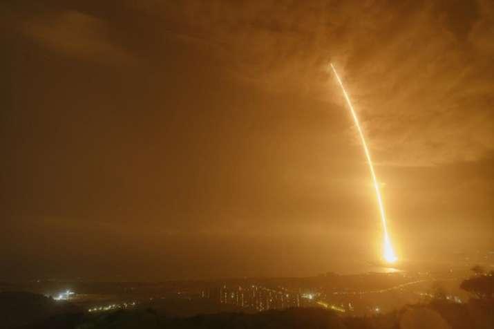China spacecraft