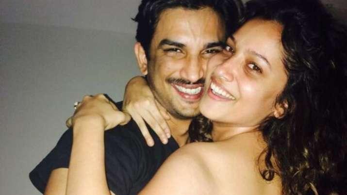 India Tv - Ankita and Sushant's pic