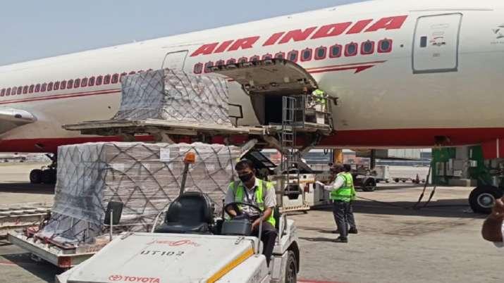 COVID-19, Air India, medical equipment, coronavirus pandemic, covid second wave, air india help, cor