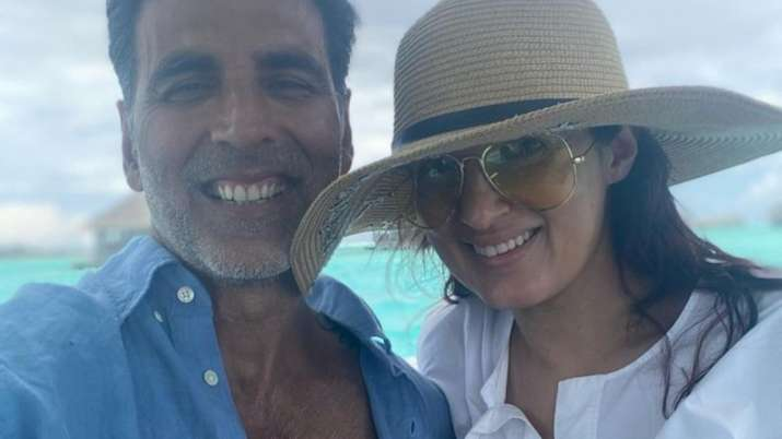 Twinkle Khanna reacts to allegations of Akshay Kumar not doing enough amid COVID 19 pandemic
