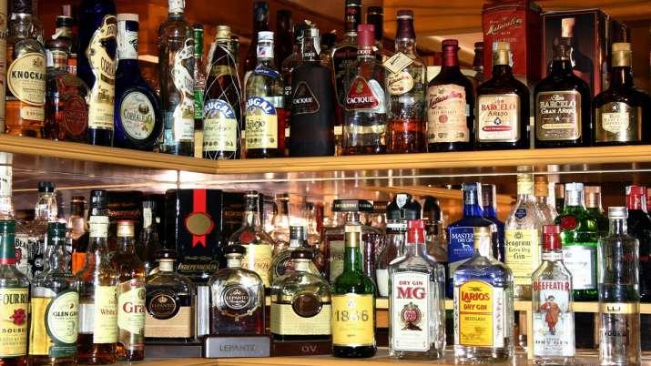 Special drive, liquor manufacture, liquor sale, liquor smuggling, illicit liquor, Uttar Pradesh, Ali
