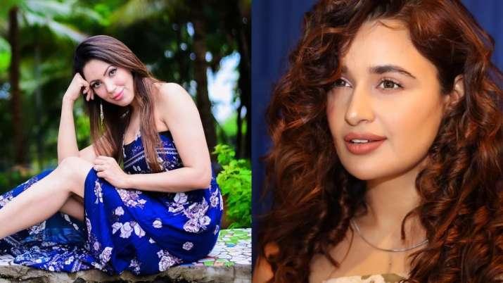Netizens demand 'arrest Yuvika Chaudhary' after she uses casteist slur like TMKOC actress Munmun Dut