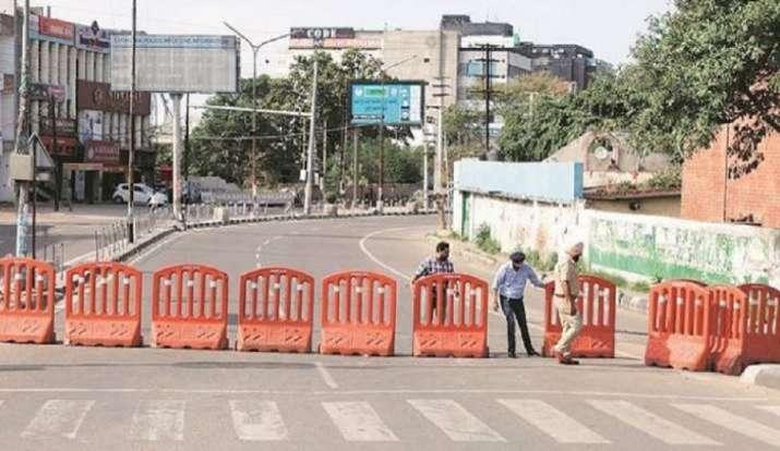 chandigarh curfew