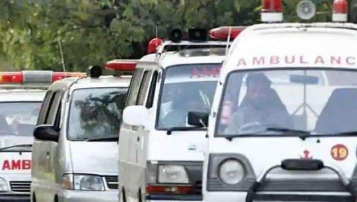 manipur ambulance