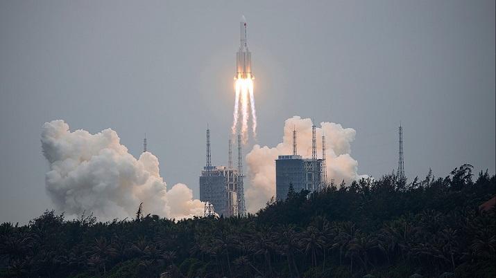 NASA denounces China over 'irresponsible standards' after its rocket disintegrates over Indian Ocean