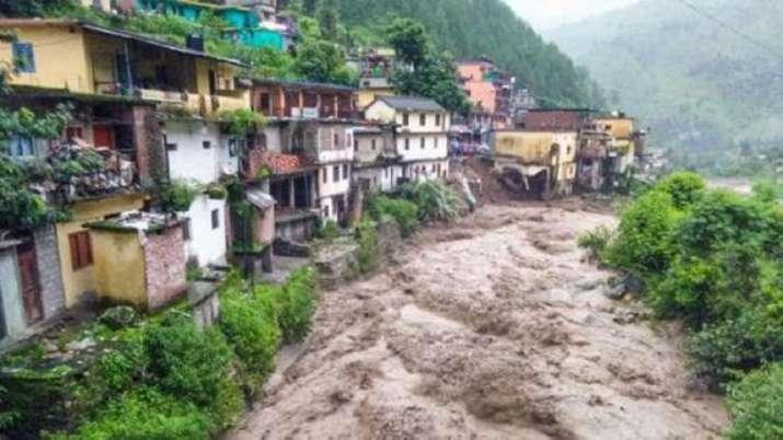 Tehri Devprayag cloudburst damage casualties photos videos uttarakhand latest news updates