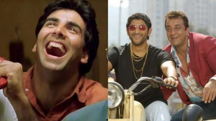 World Laughter Day: Hera Pheri to Munnabhai MBBS, 5 comedies that defined the decades they were made